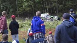 Monet rallivieraat kehuivat viime vuonna Päijälän erikoiskoetta erittäin hyvin järjestetyksi. Kuva: Päivi Hotokka