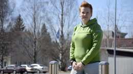 Kuluvan kauden alussa valtuuston noussut Minna Korppila-Kauppinen siirtyy kesäkuun alussa kunnanvaltuuston puheenjohtajaksi.